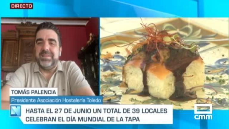 Entrevista a Tomás Palencia