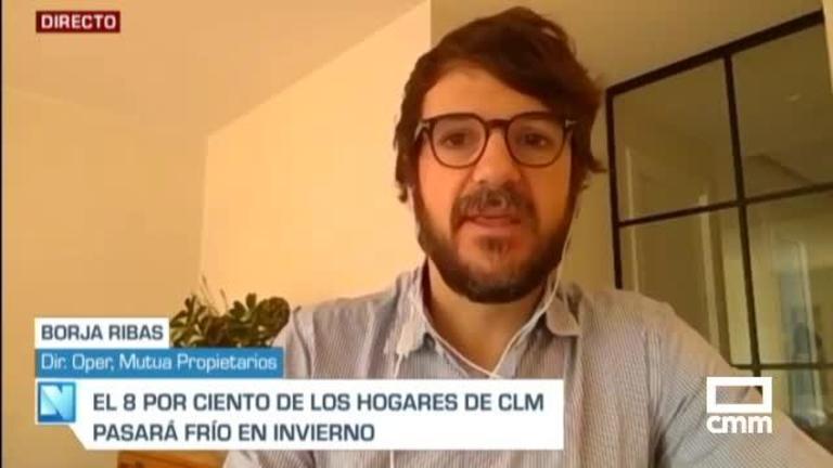 Entrevista a Borja Rivas