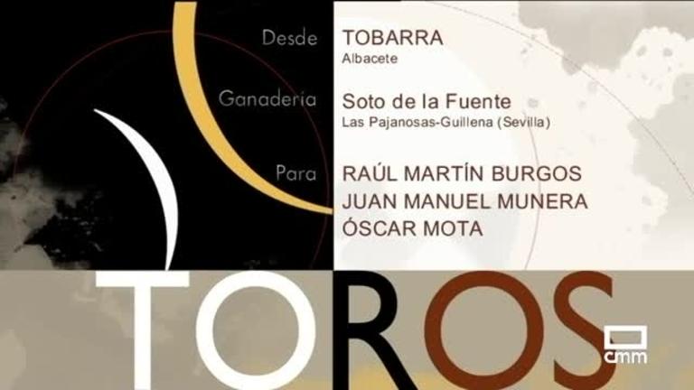 Toros desde Tobarra