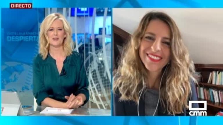 Entrevista a Carmen Osorio