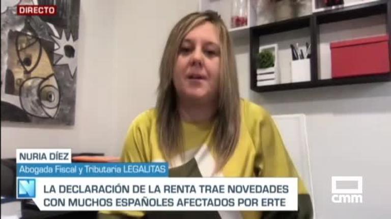 Entrevista Nuria Diez