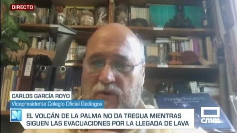 Entrevista a Carlos García Royo