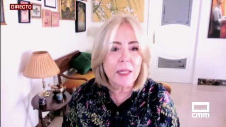 Entrevista a Mª Teresa Iradier