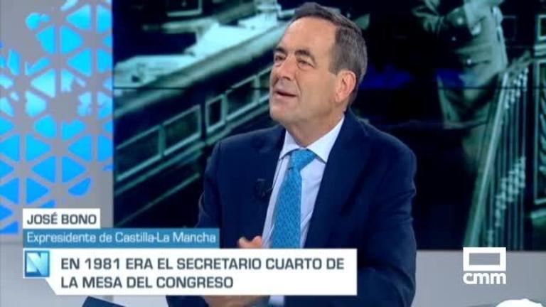 Entrevista a José Bono