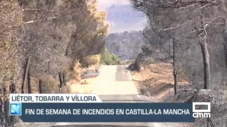 Cinco noticias de Castilla-La Mancha, 26 de julio