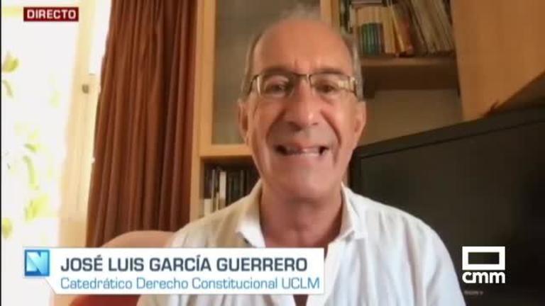 Entrevista a José Luis García Guerrero
