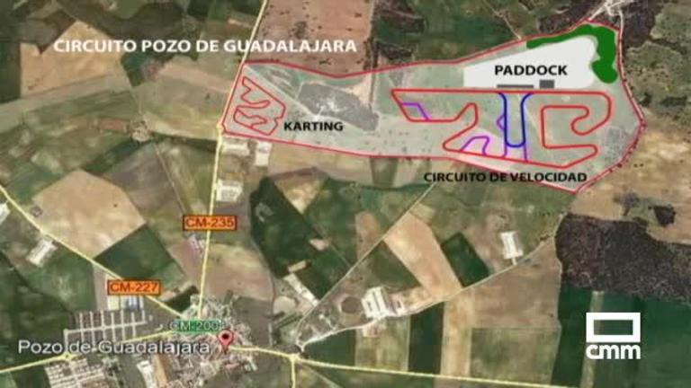 Pozo de Guadalajara albergará un circuito de Fórmula 1 que creará 125 empleos