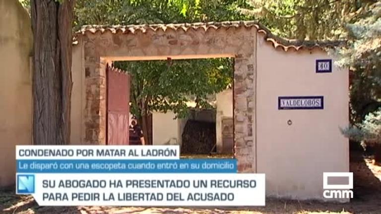 Recurrida la prisión provisional del hombre que mató a un intruso en Ciudad Real