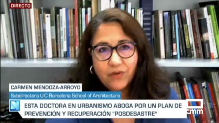 Entrevista a Carmen Mendoza-Arroyo