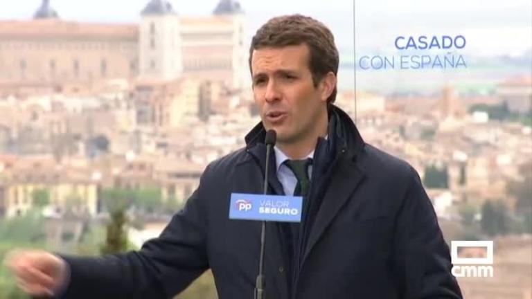 """PP: Casado anuncia que si gobierna """"no habrá listas de espera para pruebas médicas de más de un mes"""""""
