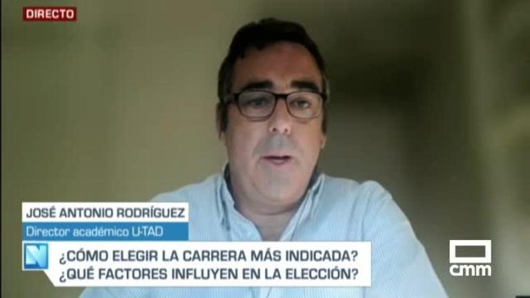 Entrevista a José Antonio Rodríguez