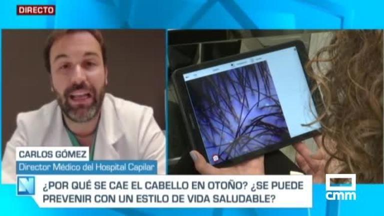 Entrevista a Carlos Gómez