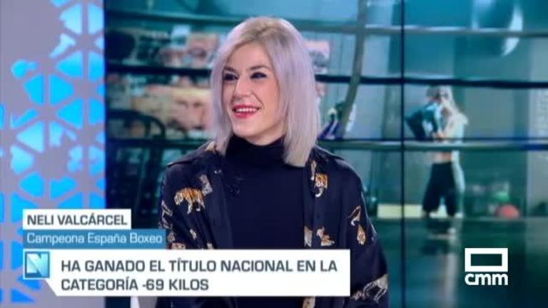 Entrevista a Neli Valcárcel