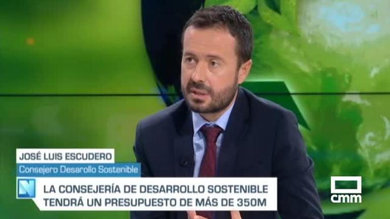 Entrevista a José Luis Escudero, Consejero de Desarrollo Sostenible