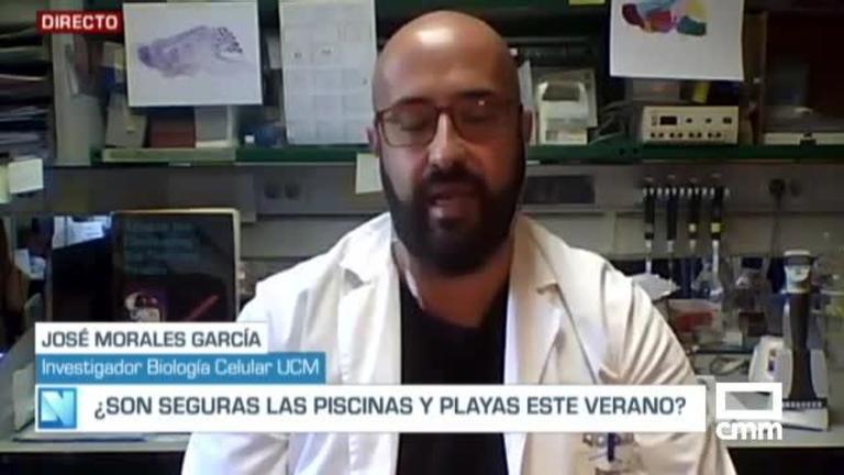 Entrevista a José Morales