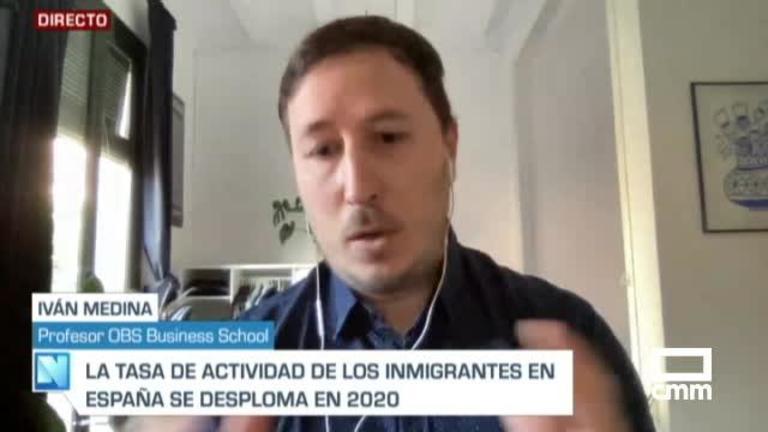 Entrevista a Iván Medina