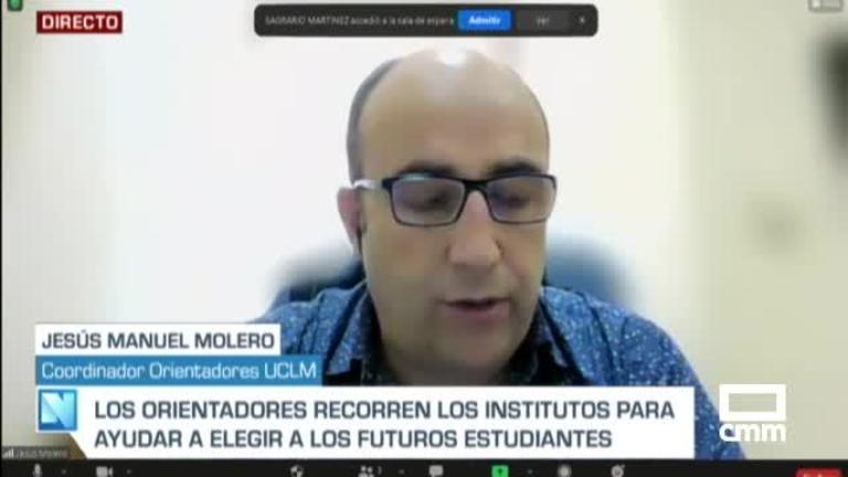 Entrevista a Jesús Manuel Molero