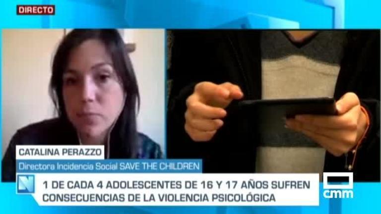 Entrevista a Catalina Perazzo