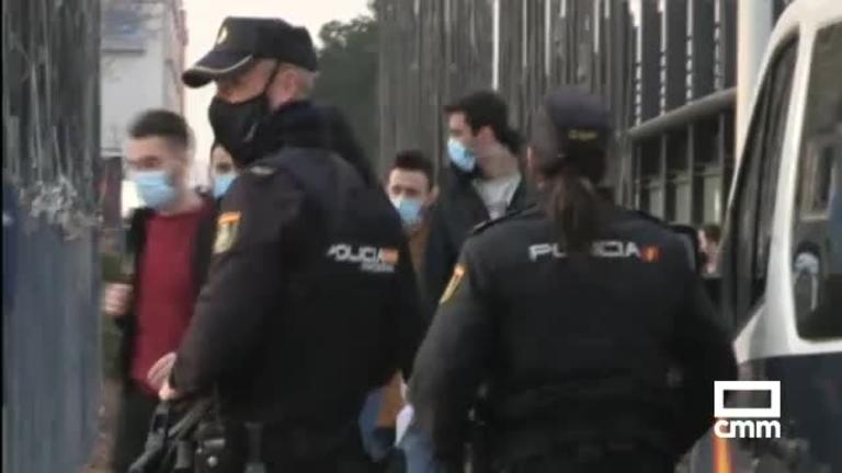 Casi 17.000 opositores se examinan para entrar en la Policía Nacional