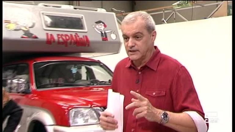 Luisa y José Carlos darán la vuelta al mundo en su furgoneta
