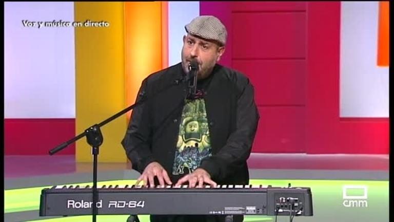 Agustín Durán desmontando las canciones de su infancia