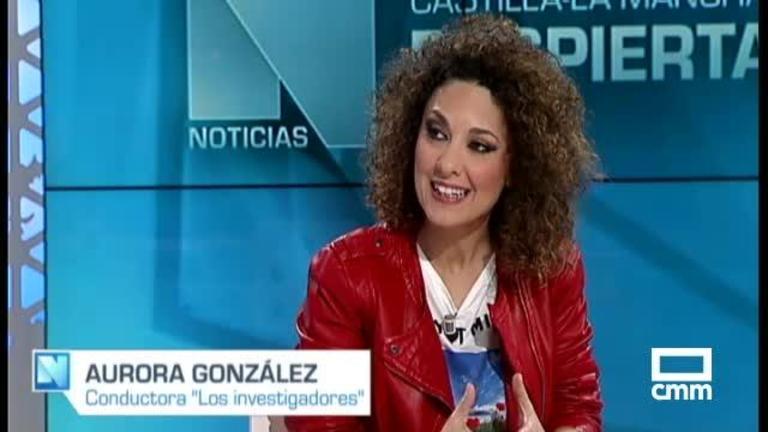 Entrevista a Aurora González