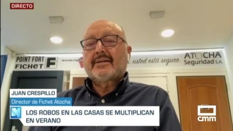 Entrevista a Juan Crespillo