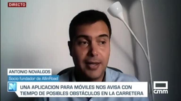 Entrevista a Antonio Novalbos