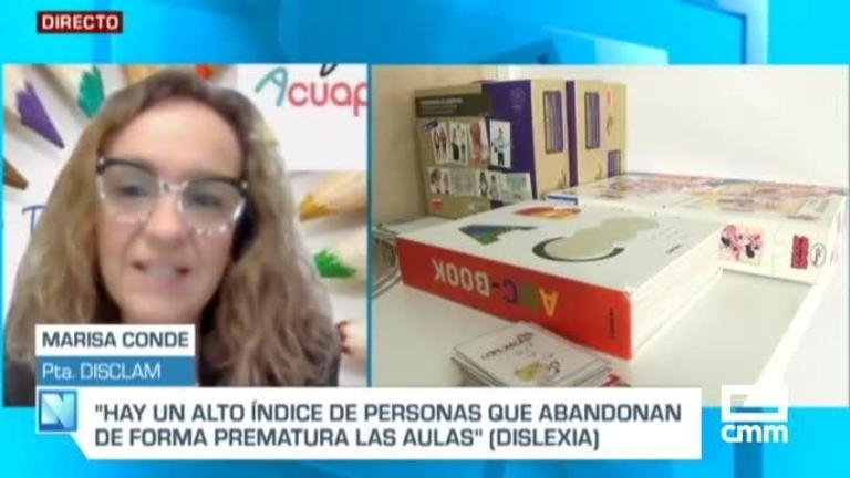 Entrevista a Marisa Conde