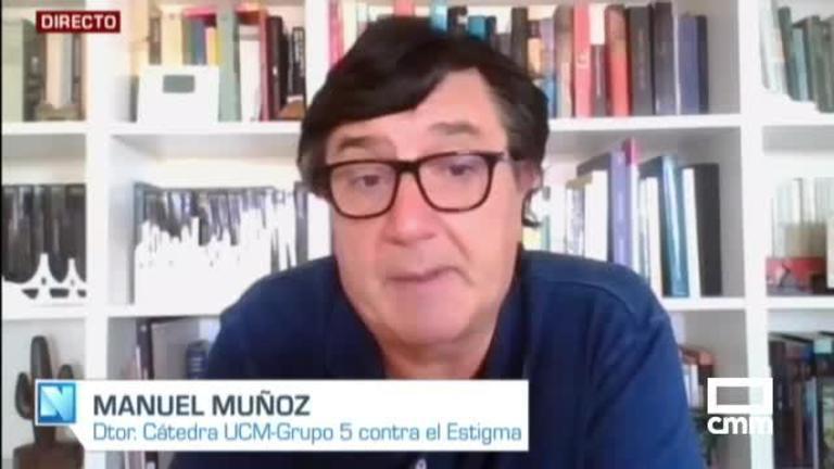 Entrevista a Manuel Muñoz