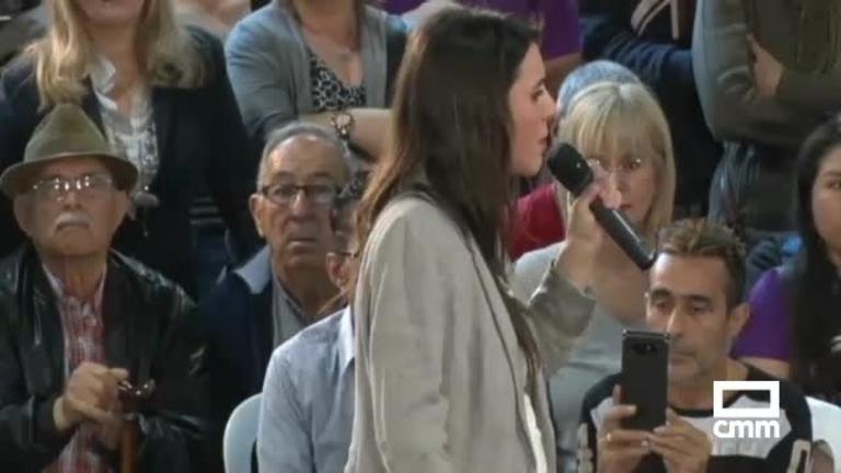 Unidas Podemos: Pablo Iglesias en Valencia e Irene Montero en Elche