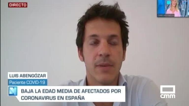 Entrevista a Luis Abengózar en CLM Despierta