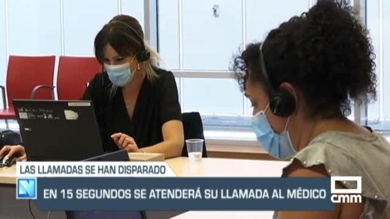 Sanidad compromete esperas telefónicas máximas de 15 segundos en Atención Primaria, y otras noticias