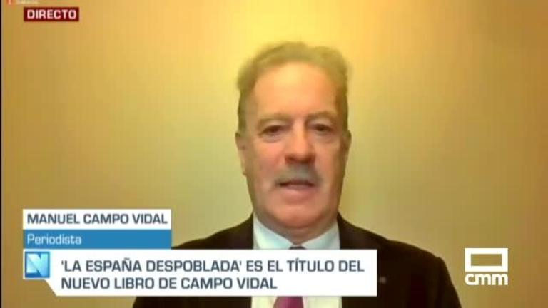 Entrevista a Manuel Campo Vidal