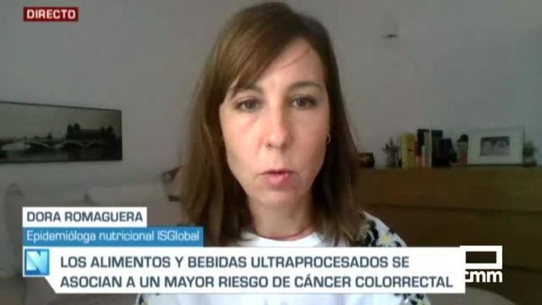Entrevista a Dora Romaguera