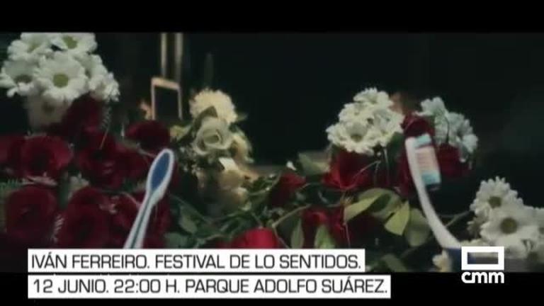 Festival de los Sentidos de la Roda, David Otero, Yiyo y su Troupe: La agenda cultural de Castilla-La Mancha