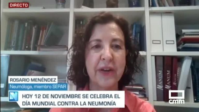 Entrevista a Rosario Menéndez