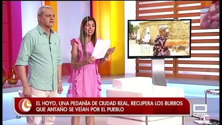 Agustín Durán aumenta la población de burros