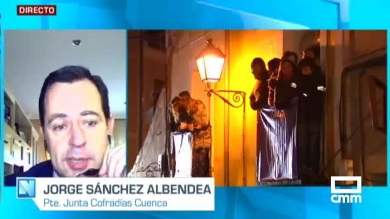 Entrevista a Jorge Sánchez Albendea