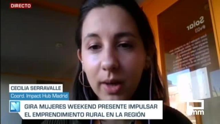 Entrevista a Cecilia Serravalle