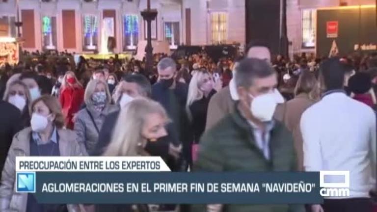 Desmantelada una fiesta en Guadalajara con 19 personas, y otras noticias del día