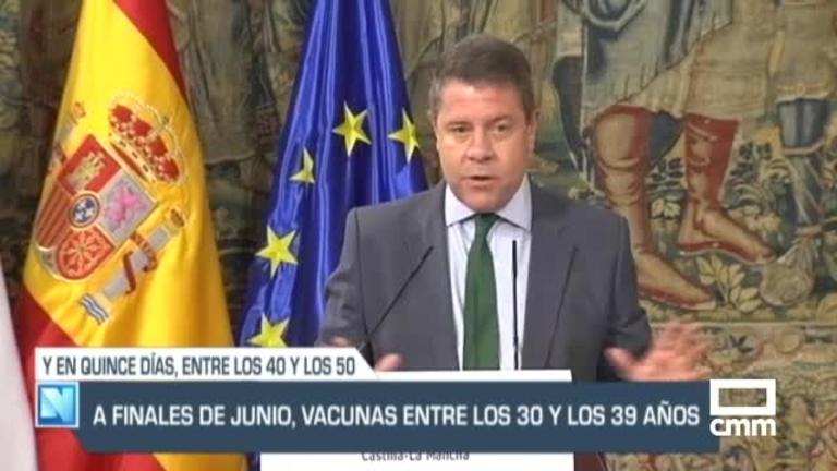 Cinco noticias de Castilla-La Mancha, 14 de mayo de 2021