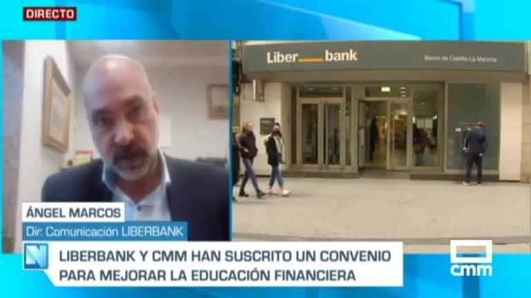 Entrevista a Ángel Marcos