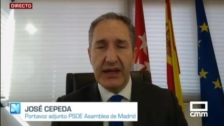 Entrevista a José Cepeda