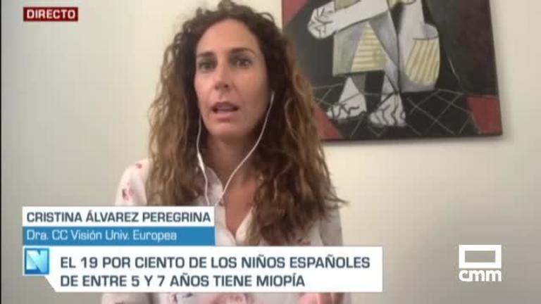 Entrevista a Cristina Alvárez