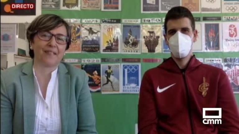 Entrevista a Raquel Gonzalo y Andrés Muñoz