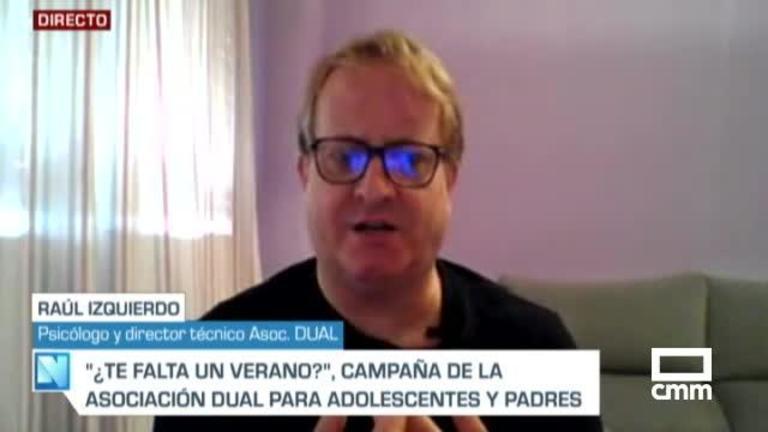 Entrevista a Raúl Izquierdo