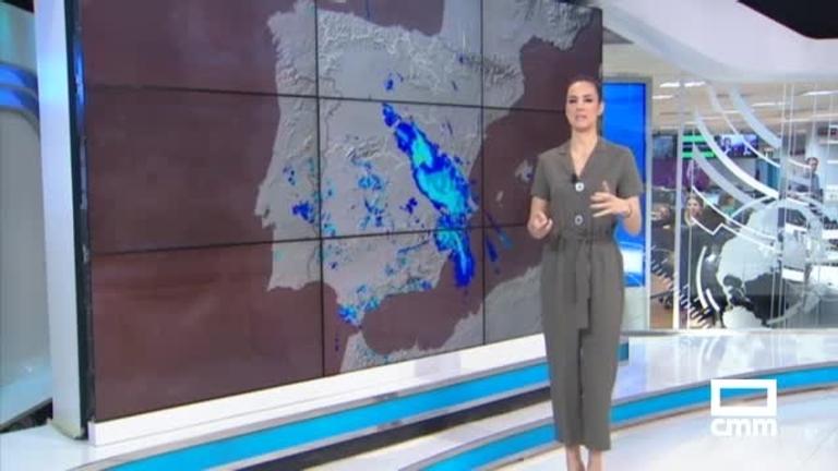 Las lluvias seguirán predominando en Castilla-La Mancha durante el resto de la Semana Santa