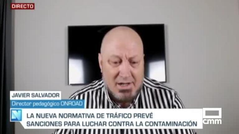 Entrevista a Javier Salvador
