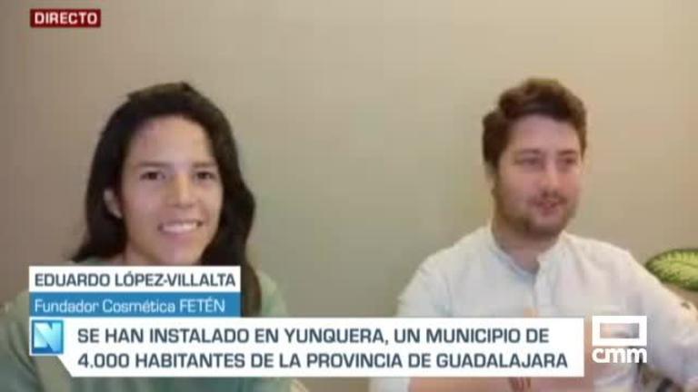 Entrevista a Esther Somolinos y Eduardo López-Villalta